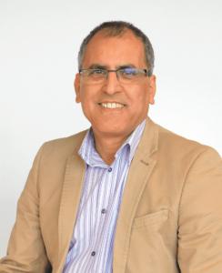 Professor Farid Meziane